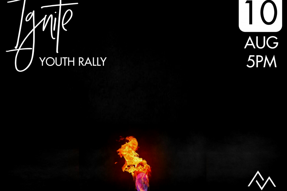 August 10 – Ignite Youth Rally
