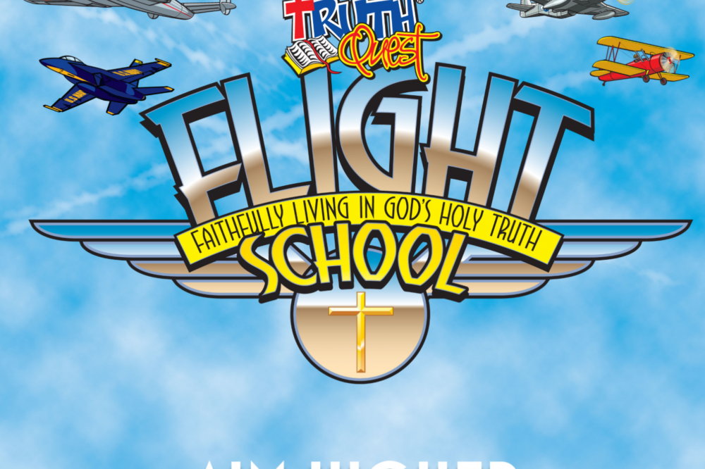 August 11-14 – FLIGHT School VBS